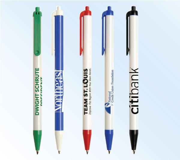 Retractable Click Pens